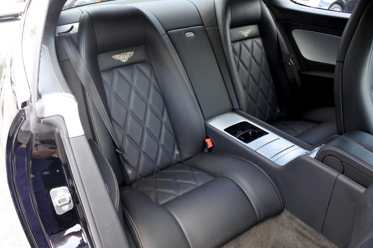 Used 2010 Bentley Continental Gt Speed Coupe AWD Used 2010 Bentley Continental Gt Speed Coupe AWD for sale  at Metro West Motorcars LLC in Shrewsbury MA 16