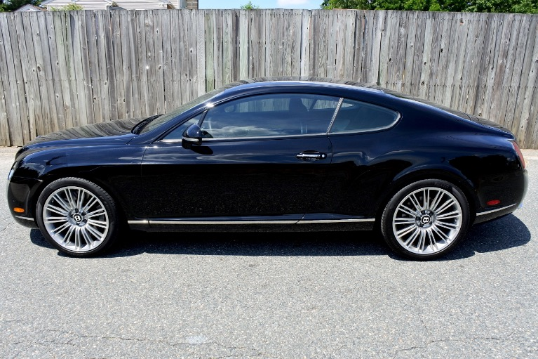 Used 2010 Bentley Continental Gt Speed Coupe AWD Used 2010 Bentley Continental Gt Speed Coupe AWD for sale  at Metro West Motorcars LLC in Shrewsbury MA 2