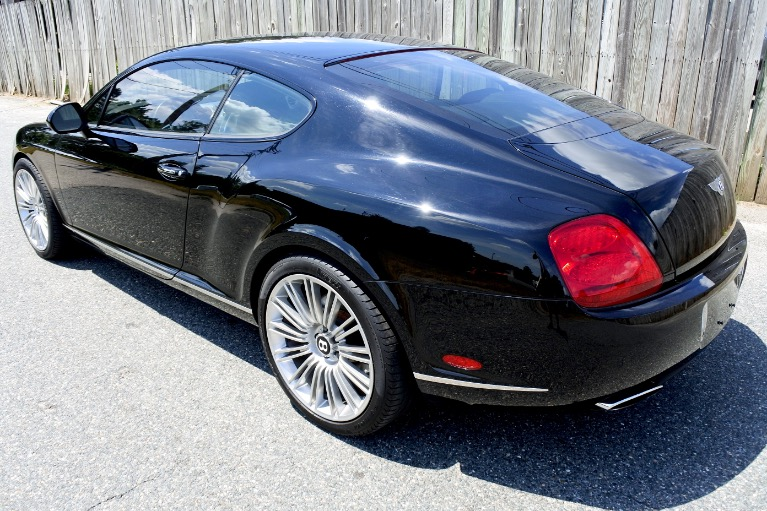 Used 2010 Bentley Continental Gt Speed Coupe AWD Used 2010 Bentley Continental Gt Speed Coupe AWD for sale  at Metro West Motorcars LLC in Shrewsbury MA 3