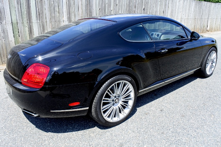 Used 2010 Bentley Continental Gt Speed Coupe AWD Used 2010 Bentley Continental Gt Speed Coupe AWD for sale  at Metro West Motorcars LLC in Shrewsbury MA 5