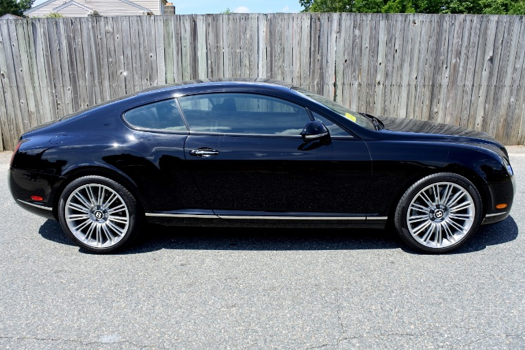 Used 2010 Bentley Continental Gt Speed Coupe AWD Used 2010 Bentley Continental Gt Speed Coupe AWD for sale  at Metro West Motorcars LLC in Shrewsbury MA 6