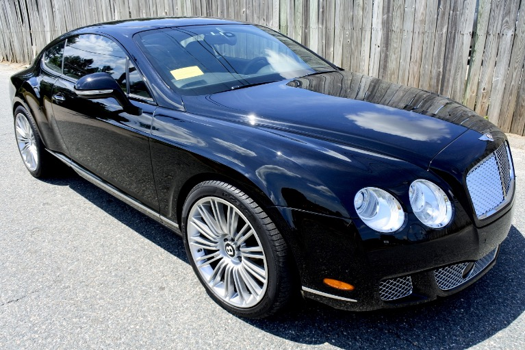 Used 2010 Bentley Continental Gt Speed Coupe AWD Used 2010 Bentley Continental Gt Speed Coupe AWD for sale  at Metro West Motorcars LLC in Shrewsbury MA 7