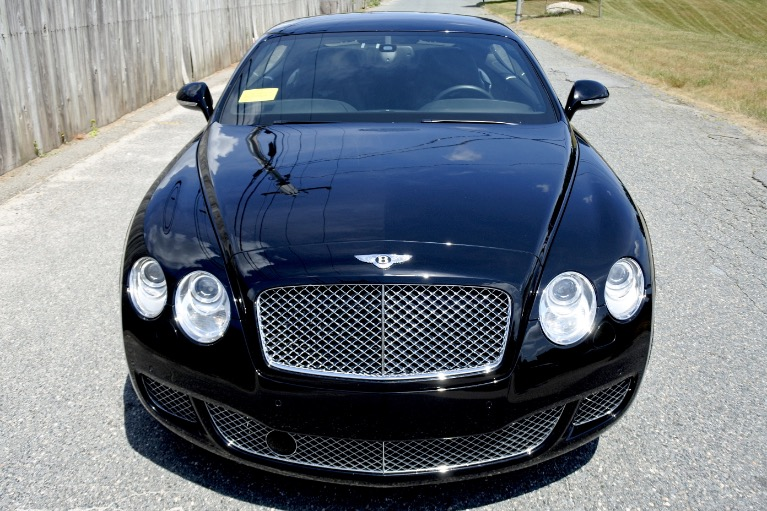 Used 2010 Bentley Continental Gt Speed Coupe AWD Used 2010 Bentley Continental Gt Speed Coupe AWD for sale  at Metro West Motorcars LLC in Shrewsbury MA 8
