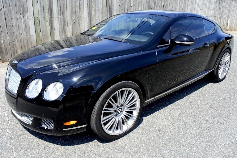 Used 2010 Bentley Continental Gt Speed Coupe AWD Used 2010 Bentley Continental Gt Speed Coupe AWD for sale  at Metro West Motorcars LLC in Shrewsbury MA 1