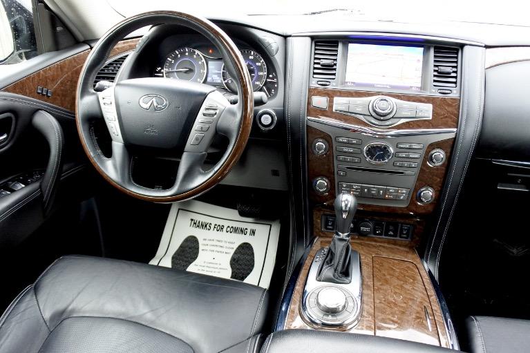 Used 2015 Infiniti Qx80 4WD Used 2015 Infiniti Qx80 4WD for sale  at Metro West Motorcars LLC in Shrewsbury MA 10