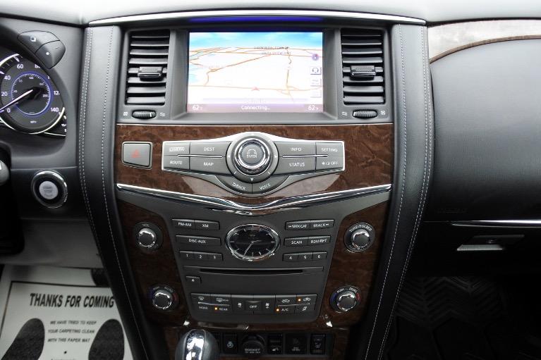 Used 2015 Infiniti Qx80 4WD Used 2015 Infiniti Qx80 4WD for sale  at Metro West Motorcars LLC in Shrewsbury MA 11