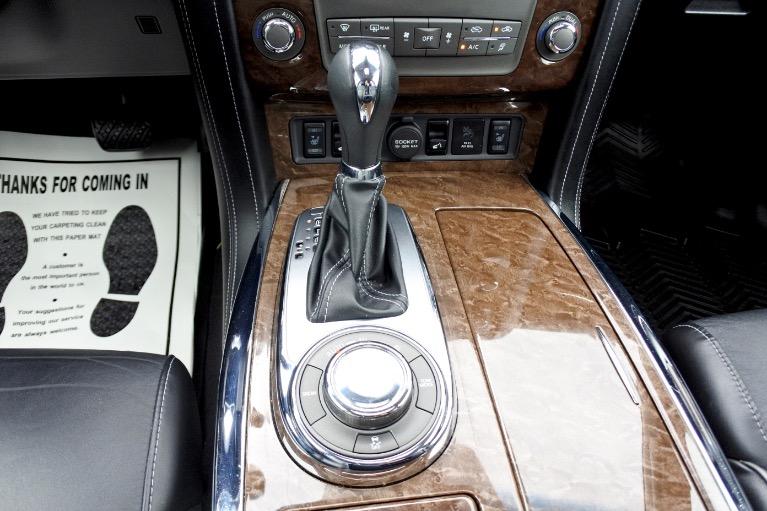 Used 2015 Infiniti Qx80 4WD Used 2015 Infiniti Qx80 4WD for sale  at Metro West Motorcars LLC in Shrewsbury MA 12