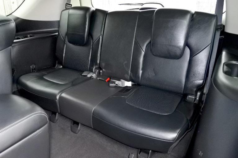 Used 2015 Infiniti Qx80 4WD Used 2015 Infiniti Qx80 4WD for sale  at Metro West Motorcars LLC in Shrewsbury MA 17