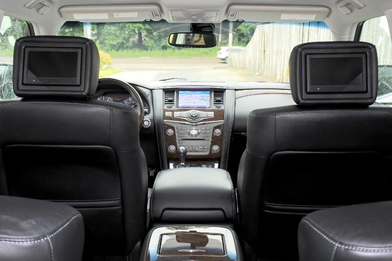 Used 2015 Infiniti Qx80 4WD Used 2015 Infiniti Qx80 4WD for sale  at Metro West Motorcars LLC in Shrewsbury MA 18