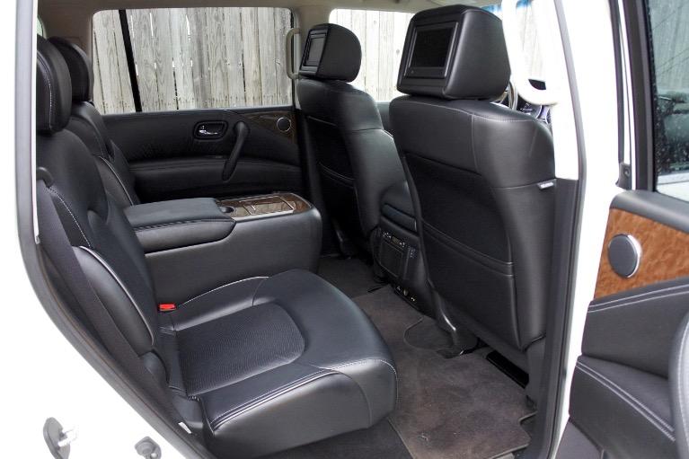 Used 2015 Infiniti Qx80 4WD Used 2015 Infiniti Qx80 4WD for sale  at Metro West Motorcars LLC in Shrewsbury MA 21