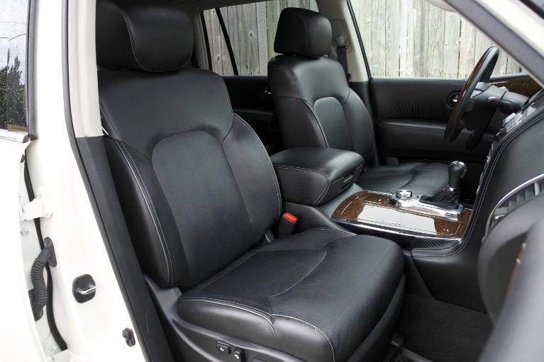 Used 2015 Infiniti Qx80 4WD Used 2015 Infiniti Qx80 4WD for sale  at Metro West Motorcars LLC in Shrewsbury MA 22