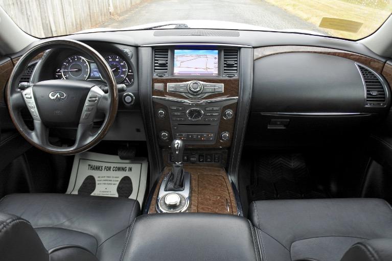 Used 2015 Infiniti Qx80 4WD Used 2015 Infiniti Qx80 4WD for sale  at Metro West Motorcars LLC in Shrewsbury MA 9