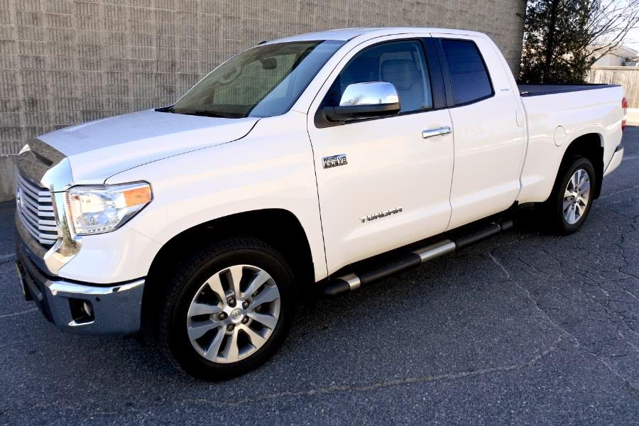 Used 2017 Toyota Tundra 4WD Limited Double Cab Used 2017 Toyota Tundra 4WD Limited Double Cab for sale  at Metro West Motorcars LLC in Shrewsbury MA 1