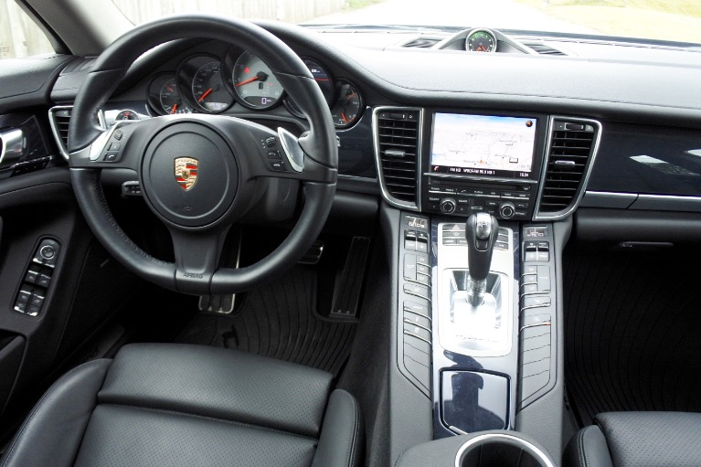 Used 2014 Porsche Panamera 4S AWD Used 2014 Porsche Panamera 4S AWD for sale  at Metro West Motorcars LLC in Shrewsbury MA 10