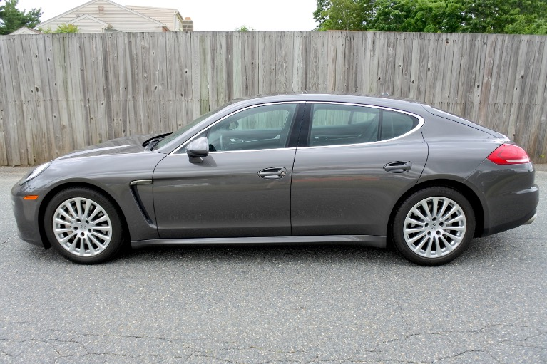 Used 2014 Porsche Panamera 4S AWD Used 2014 Porsche Panamera 4S AWD for sale  at Metro West Motorcars LLC in Shrewsbury MA 2