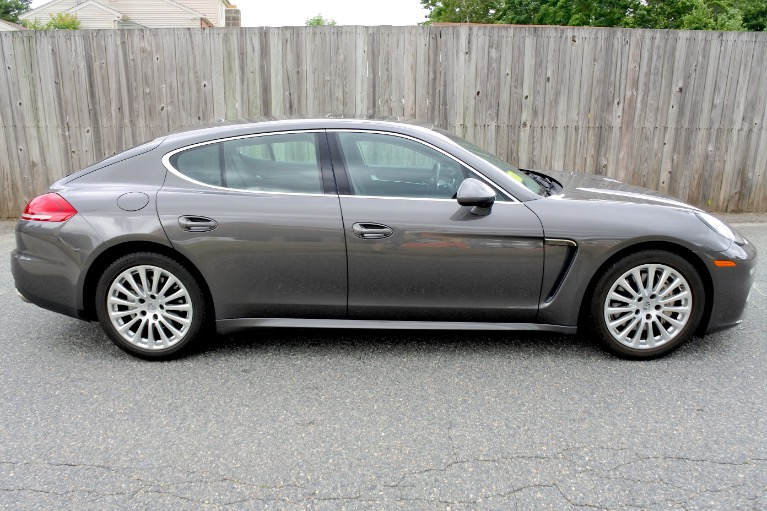 Used 2014 Porsche Panamera 4S AWD Used 2014 Porsche Panamera 4S AWD for sale  at Metro West Motorcars LLC in Shrewsbury MA 6