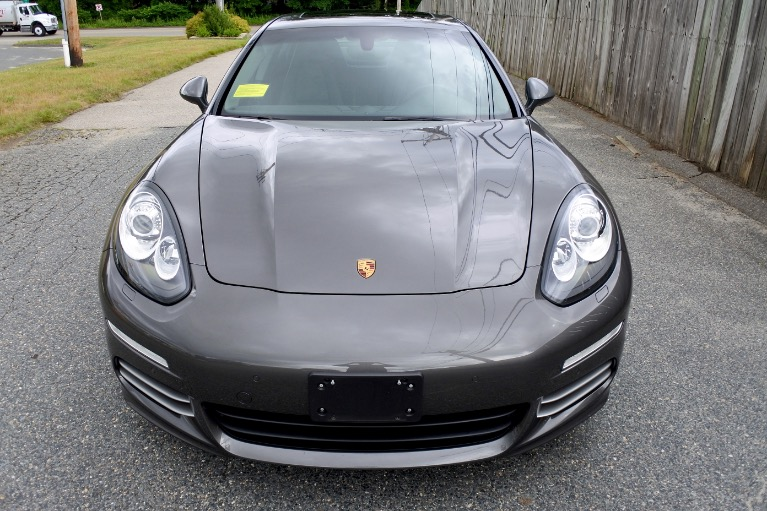 Used 2014 Porsche Panamera 4S AWD Used 2014 Porsche Panamera 4S AWD for sale  at Metro West Motorcars LLC in Shrewsbury MA 8