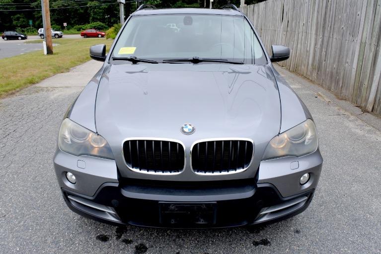 Used 2009 BMW X5 AWD 4dr 30i Used 2009 BMW X5 AWD 4dr 30i for sale  at Metro West Motorcars LLC in Shrewsbury MA 8