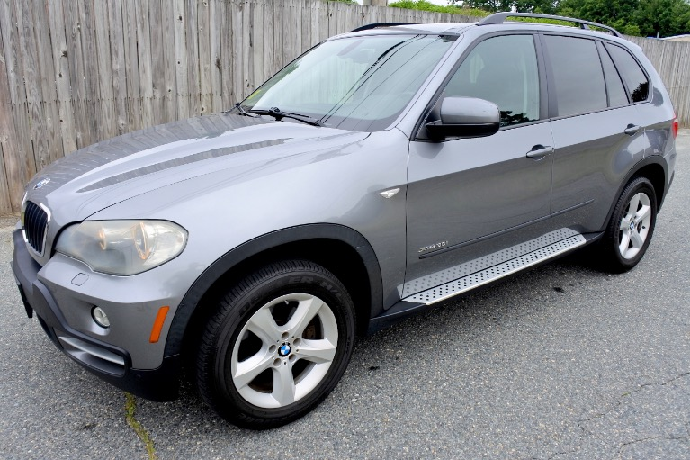 Used Used 2009 BMW X5 AWD 4dr 30i for sale $8,800 at Metro West Motorcars LLC in Shrewsbury MA