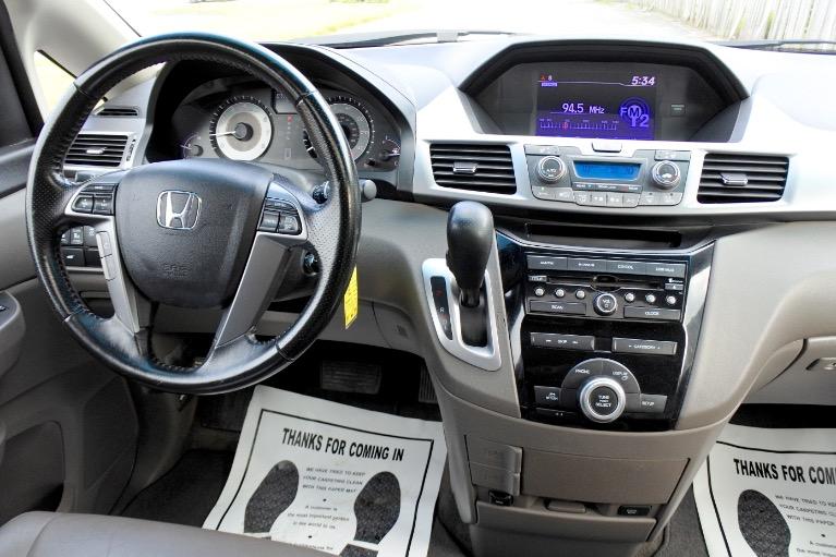 Used 2011 Honda Odyssey EX-L Used 2011 Honda Odyssey EX-L for sale  at Metro West Motorcars LLC in Shrewsbury MA 10