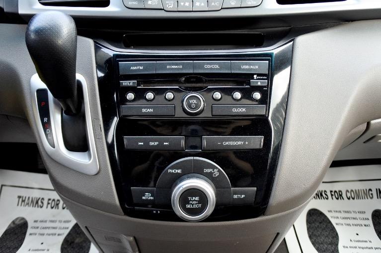 Used 2011 Honda Odyssey EX-L Used 2011 Honda Odyssey EX-L for sale  at Metro West Motorcars LLC in Shrewsbury MA 12
