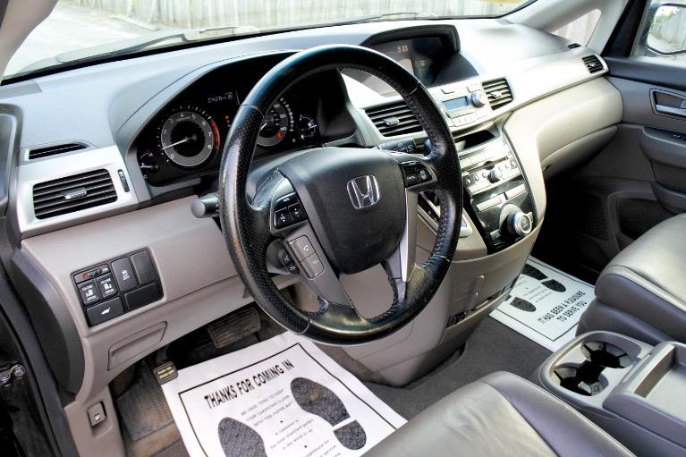 Used 2011 Honda Odyssey EX-L Used 2011 Honda Odyssey EX-L for sale  at Metro West Motorcars LLC in Shrewsbury MA 13