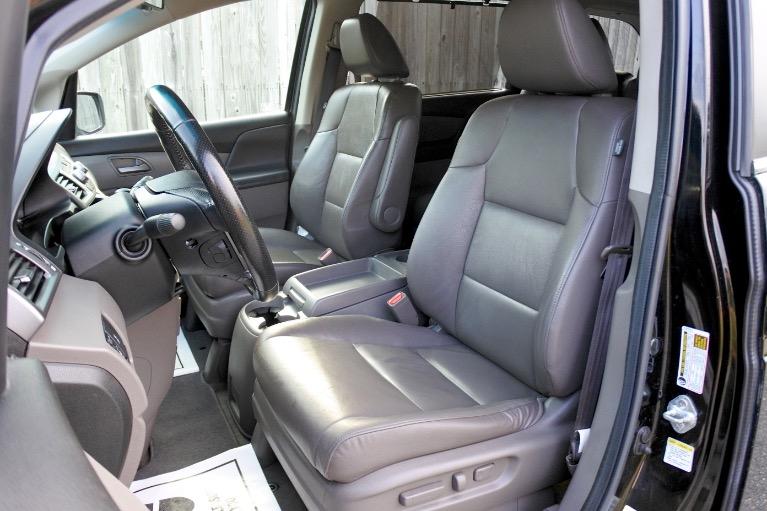 Used 2011 Honda Odyssey EX-L Used 2011 Honda Odyssey EX-L for sale  at Metro West Motorcars LLC in Shrewsbury MA 14
