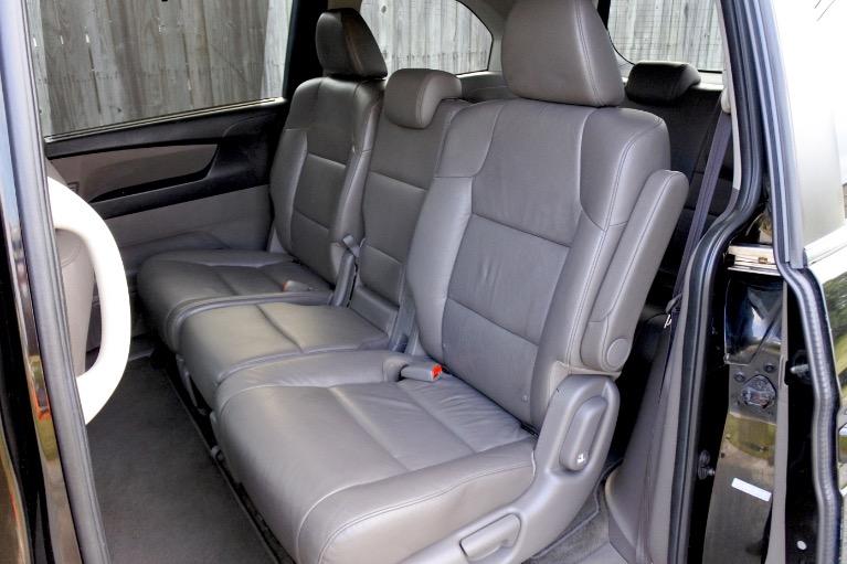 Used 2011 Honda Odyssey EX-L Used 2011 Honda Odyssey EX-L for sale  at Metro West Motorcars LLC in Shrewsbury MA 16