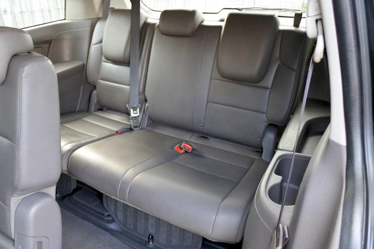 Used 2011 Honda Odyssey EX-L Used 2011 Honda Odyssey EX-L for sale  at Metro West Motorcars LLC in Shrewsbury MA 17