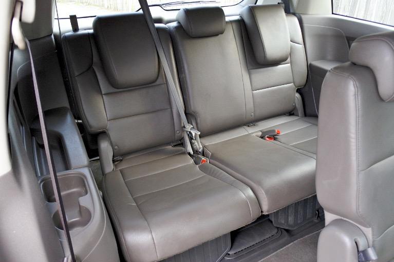 Used 2011 Honda Odyssey EX-L Used 2011 Honda Odyssey EX-L for sale  at Metro West Motorcars LLC in Shrewsbury MA 18