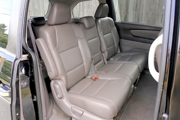 Used 2011 Honda Odyssey EX-L Used 2011 Honda Odyssey EX-L for sale  at Metro West Motorcars LLC in Shrewsbury MA 19