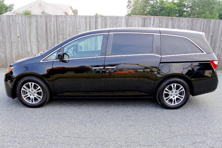 Used 2011 Honda Odyssey EX-L Used 2011 Honda Odyssey EX-L for sale  at Metro West Motorcars LLC in Shrewsbury MA 2