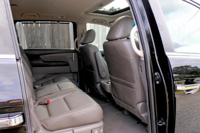 Used 2011 Honda Odyssey EX-L Used 2011 Honda Odyssey EX-L for sale  at Metro West Motorcars LLC in Shrewsbury MA 20