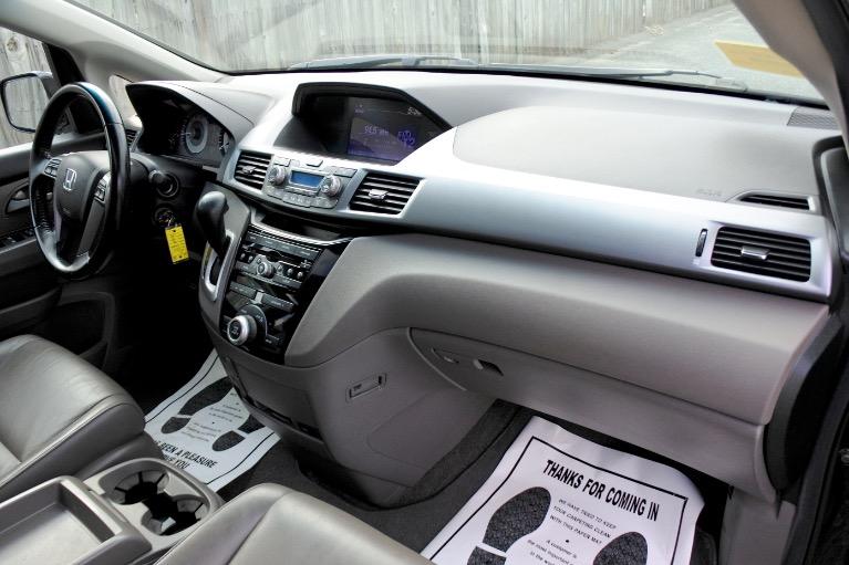 Used 2011 Honda Odyssey EX-L Used 2011 Honda Odyssey EX-L for sale  at Metro West Motorcars LLC in Shrewsbury MA 22