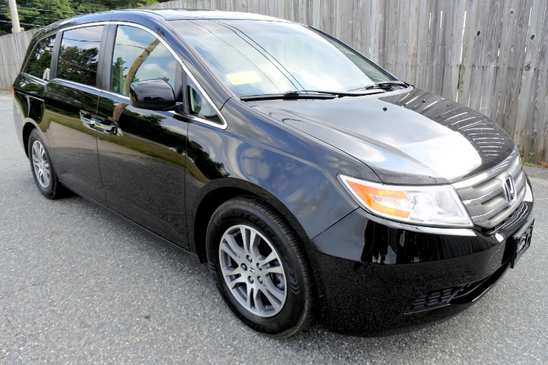 Used 2011 Honda Odyssey EX-L Used 2011 Honda Odyssey EX-L for sale  at Metro West Motorcars LLC in Shrewsbury MA 7