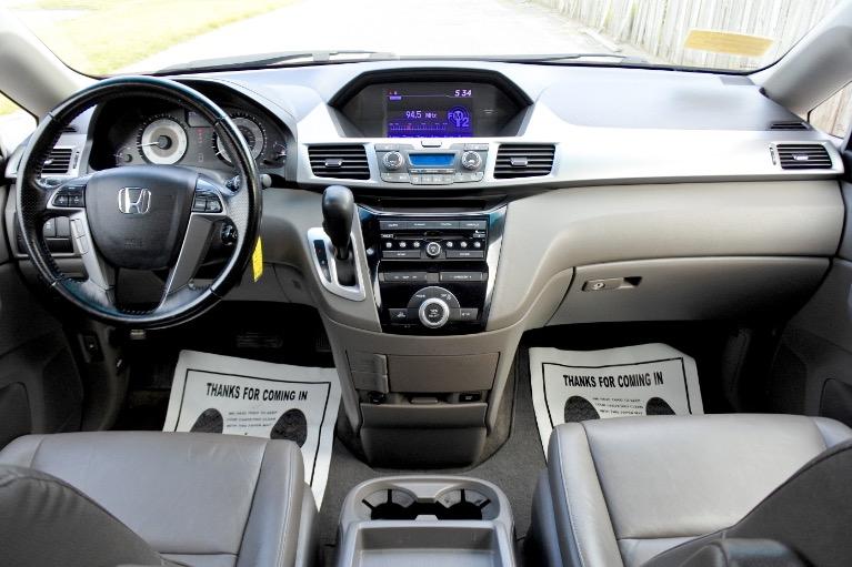 Used 2011 Honda Odyssey EX-L Used 2011 Honda Odyssey EX-L for sale  at Metro West Motorcars LLC in Shrewsbury MA 9