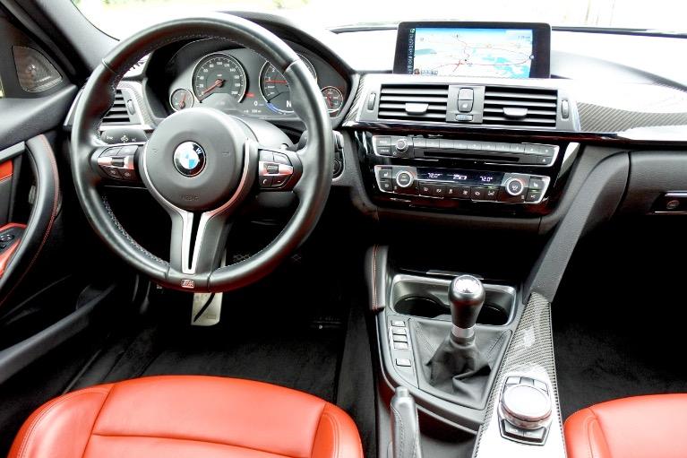 Used 2016 BMW M3 Sedan Used 2016 BMW M3 Sedan for sale  at Metro West Motorcars LLC in Shrewsbury MA 10