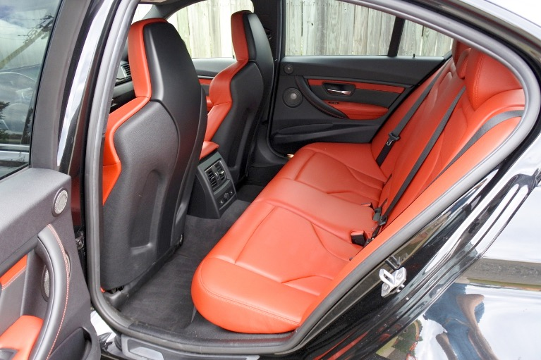 Used 2016 BMW M3 Sedan Used 2016 BMW M3 Sedan for sale  at Metro West Motorcars LLC in Shrewsbury MA 15