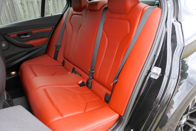 Used 2016 BMW M3 Sedan Used 2016 BMW M3 Sedan for sale  at Metro West Motorcars LLC in Shrewsbury MA 16