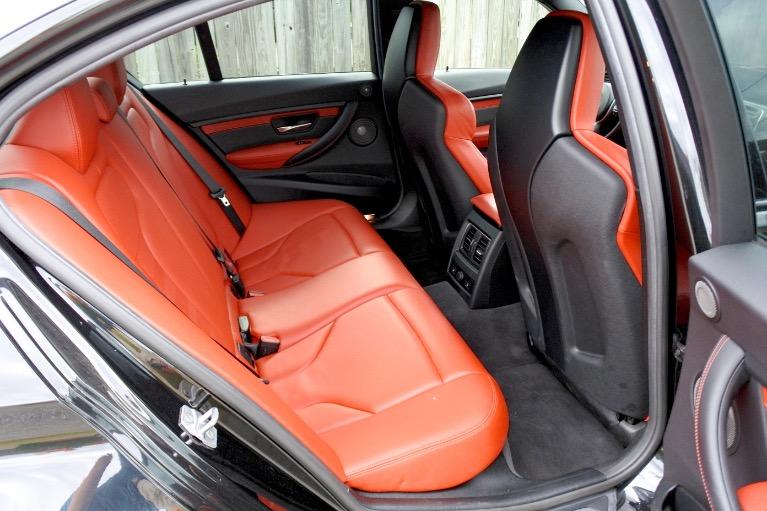 Used 2016 BMW M3 Sedan Used 2016 BMW M3 Sedan for sale  at Metro West Motorcars LLC in Shrewsbury MA 18