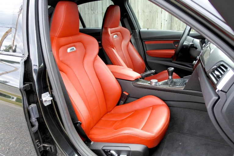 Used 2016 BMW M3 Sedan Used 2016 BMW M3 Sedan for sale  at Metro West Motorcars LLC in Shrewsbury MA 19