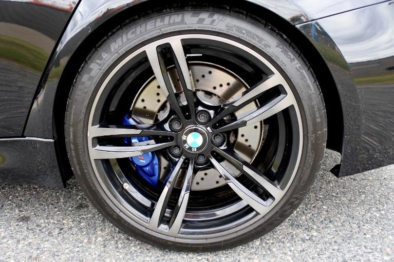 Used 2016 BMW M3 Sedan Used 2016 BMW M3 Sedan for sale  at Metro West Motorcars LLC in Shrewsbury MA 21