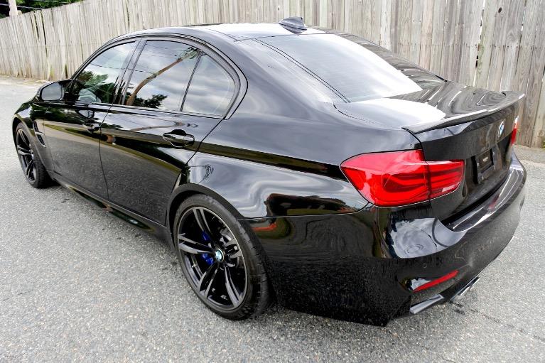 Used 2016 BMW M3 Sedan Used 2016 BMW M3 Sedan for sale  at Metro West Motorcars LLC in Shrewsbury MA 3
