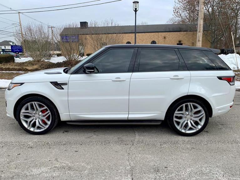 Used 2014 Land Rover Range Rover Sport 4WD 4dr Autobiography Used 2014 Land Rover Range Rover Sport 4WD 4dr Autobiography for sale  at Metro West Motorcars LLC in Shrewsbury MA 2