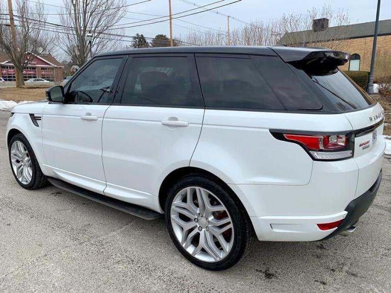 Used 2014 Land Rover Range Rover Sport 4WD 4dr Autobiography Used 2014 Land Rover Range Rover Sport 4WD 4dr Autobiography for sale  at Metro West Motorcars LLC in Shrewsbury MA 3