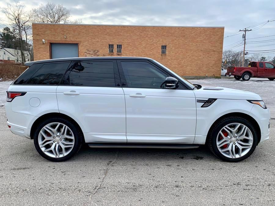 Used 2014 Land Rover Range Rover Sport 4WD 4dr Autobiography Used 2014 Land Rover Range Rover Sport 4WD 4dr Autobiography for sale  at Metro West Motorcars LLC in Shrewsbury MA 5