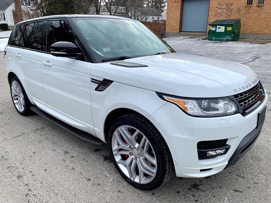 Used 2014 Land Rover Range Rover Sport 4WD 4dr Autobiography Used 2014 Land Rover Range Rover Sport 4WD 4dr Autobiography for sale  at Metro West Motorcars LLC in Shrewsbury MA 6
