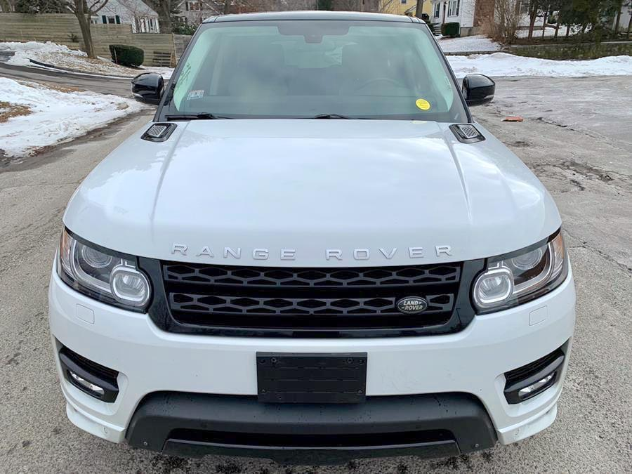 Used 2014 Land Rover Range Rover Sport 4WD 4dr Autobiography Used 2014 Land Rover Range Rover Sport 4WD 4dr Autobiography for sale  at Metro West Motorcars LLC in Shrewsbury MA 7