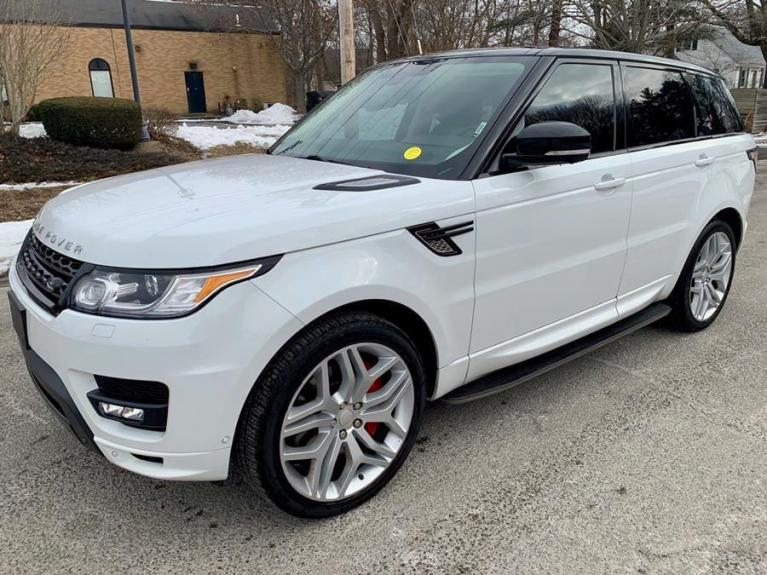 Used 2014 Land Rover Range Rover Sport 4WD 4dr Autobiography Used 2014 Land Rover Range Rover Sport 4WD 4dr Autobiography for sale  at Metro West Motorcars LLC in Shrewsbury MA 1