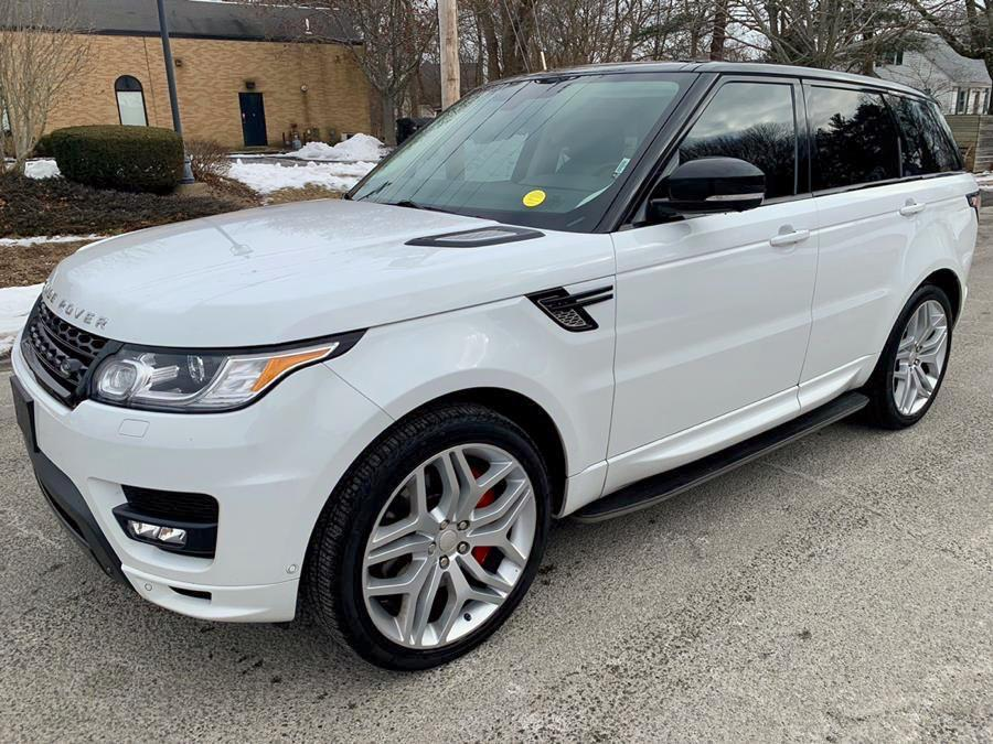 Used Range Rover Sport >> Used 2014 Land Rover Range Rover Sport 4wd 4dr Autobiography For